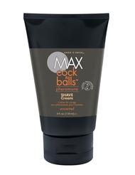 MAX COCK N BALLS PHEROMONE SHAVE CREAM