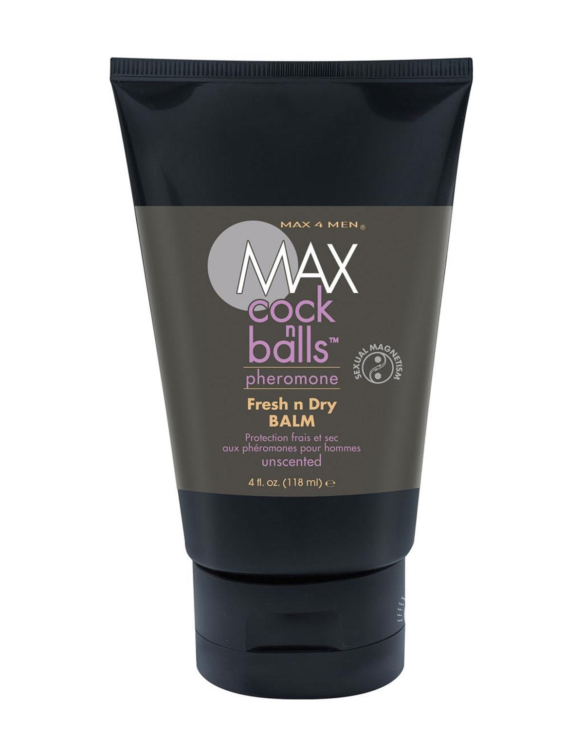 Max Fresh N Dry Pheromone Balm