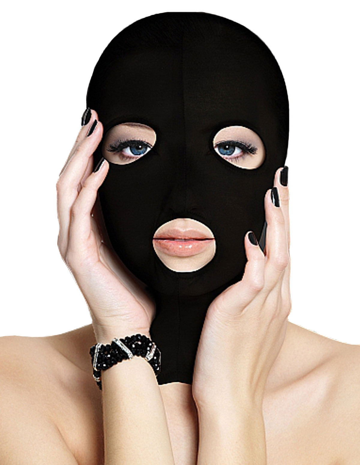 Subversion Mask With Eye & Mouth Opening