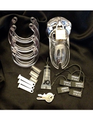 CB-6000S CHASTITY PACKAGE