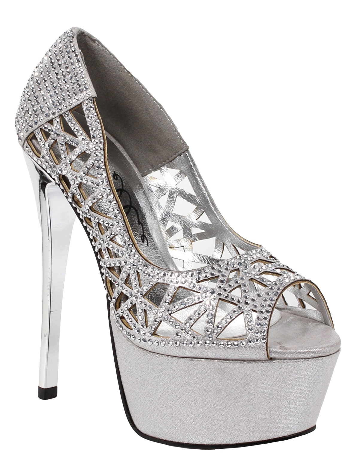 Rosafina Shoes - 6 Inch