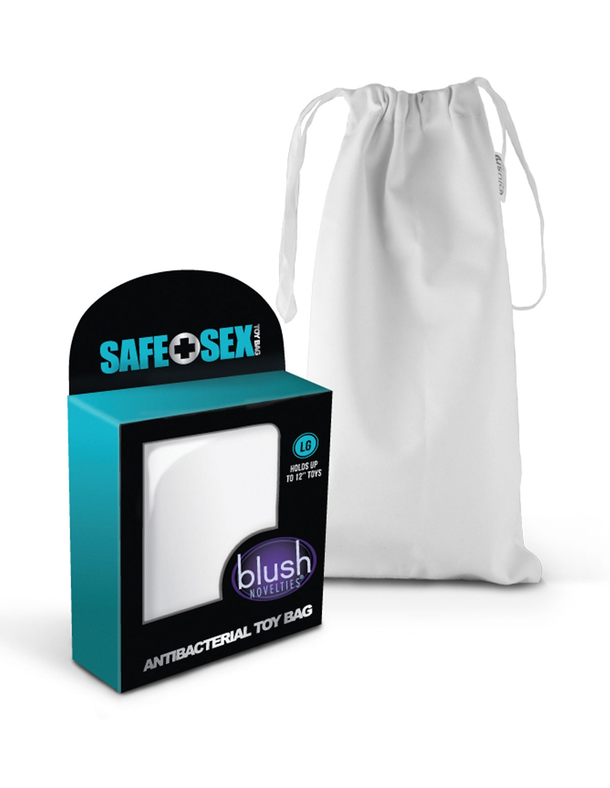 Safe Sex Toy Bag - Large