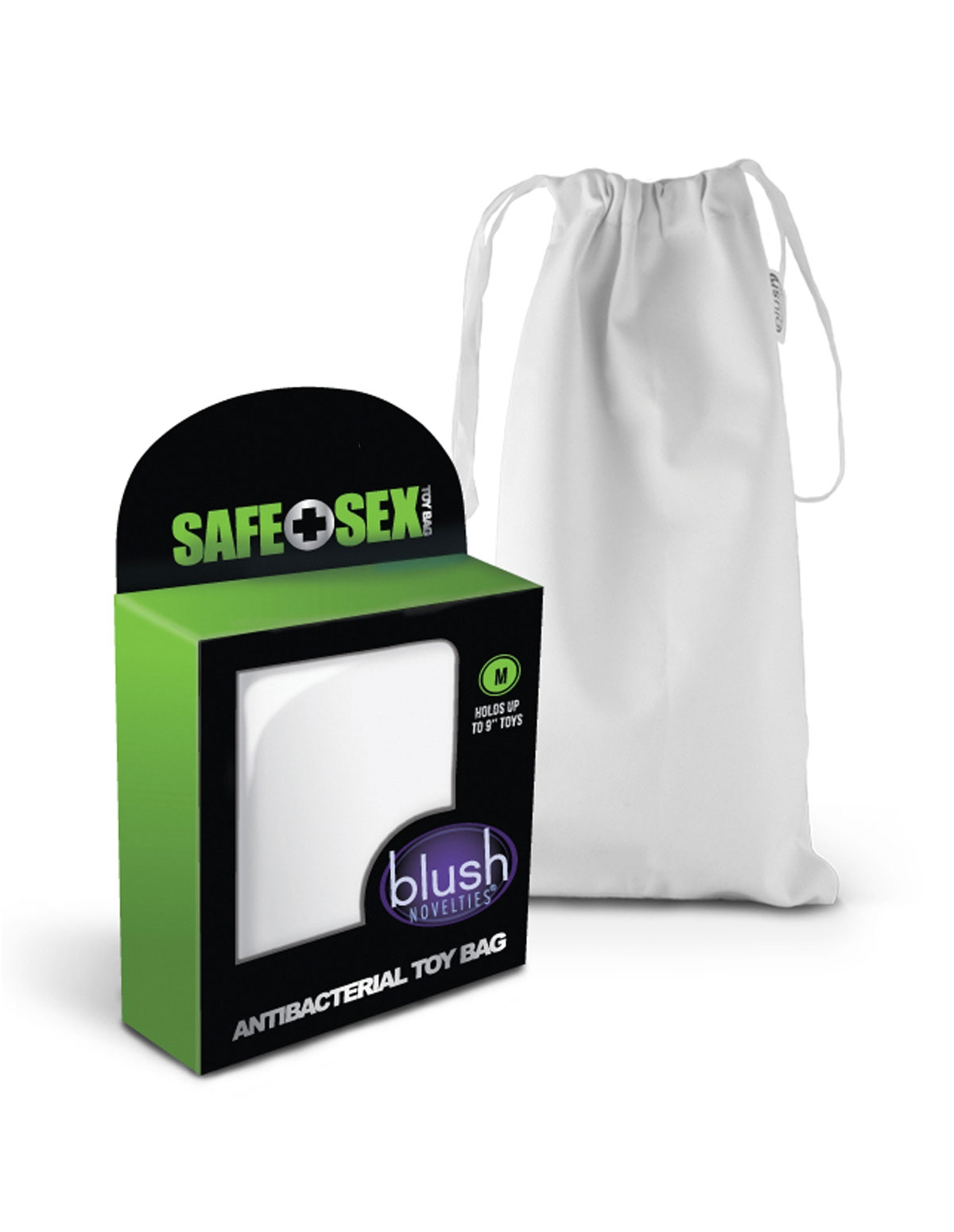 Safe Sex Toy Bag - Medium