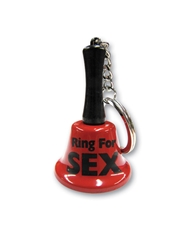 RING FOR SEX KEYCHAIN