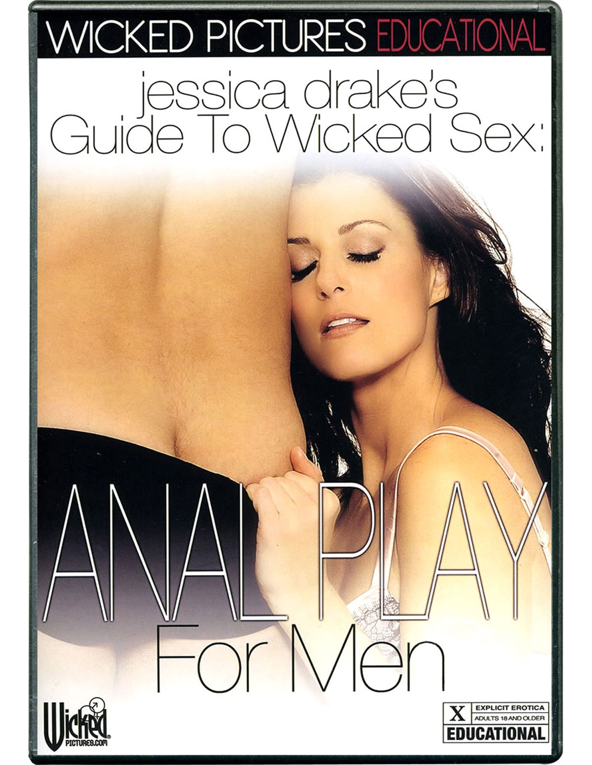 Anal Play For Men Dvd
