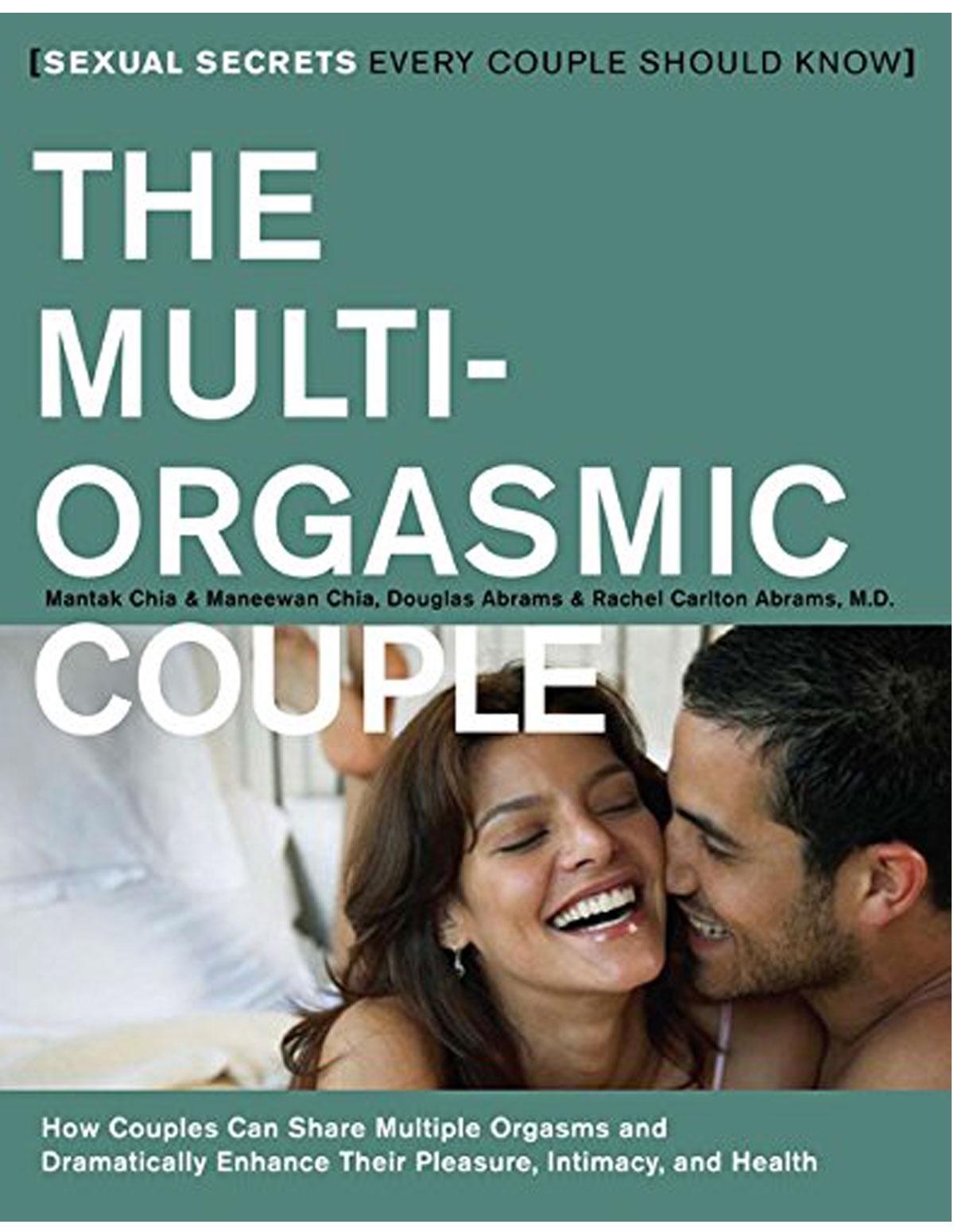 Multi Orgasmic Couple Book