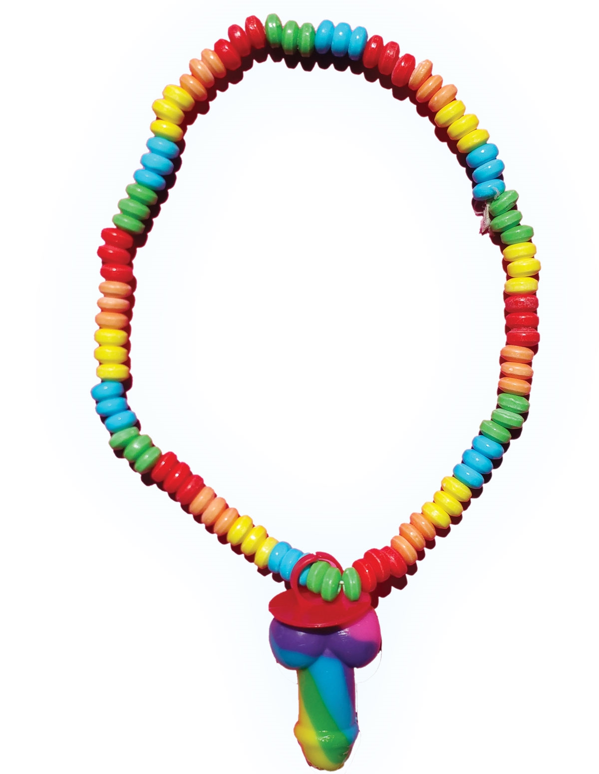 Pecker Candy Necklace