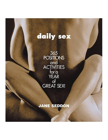 DAILY SEX 365 POSITIONS & ACTIVITIES BOOK