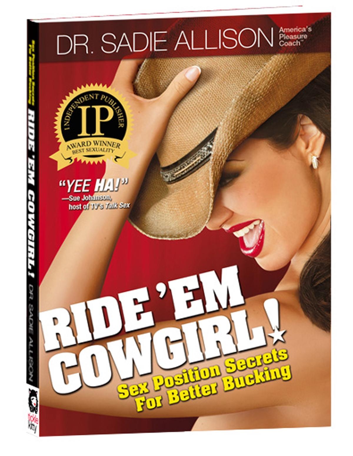 Ride Em Cowgirl Book