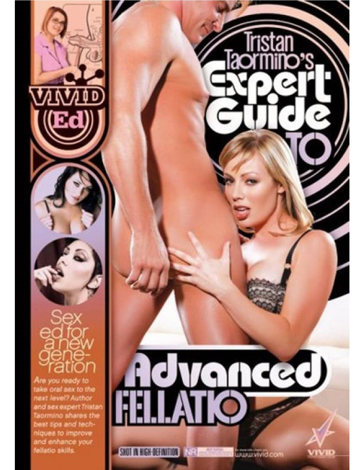 Expert Guide To Advanced Fellatio Dvd