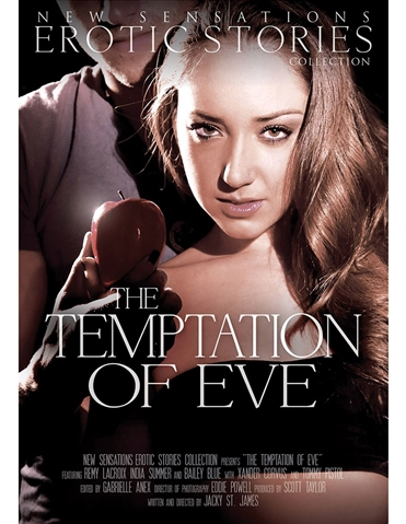 TEMPTATION OF EVE DVD
