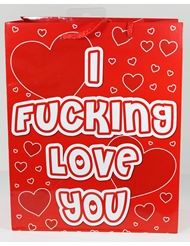 I F-ING LOVE YOU GIFT BAG