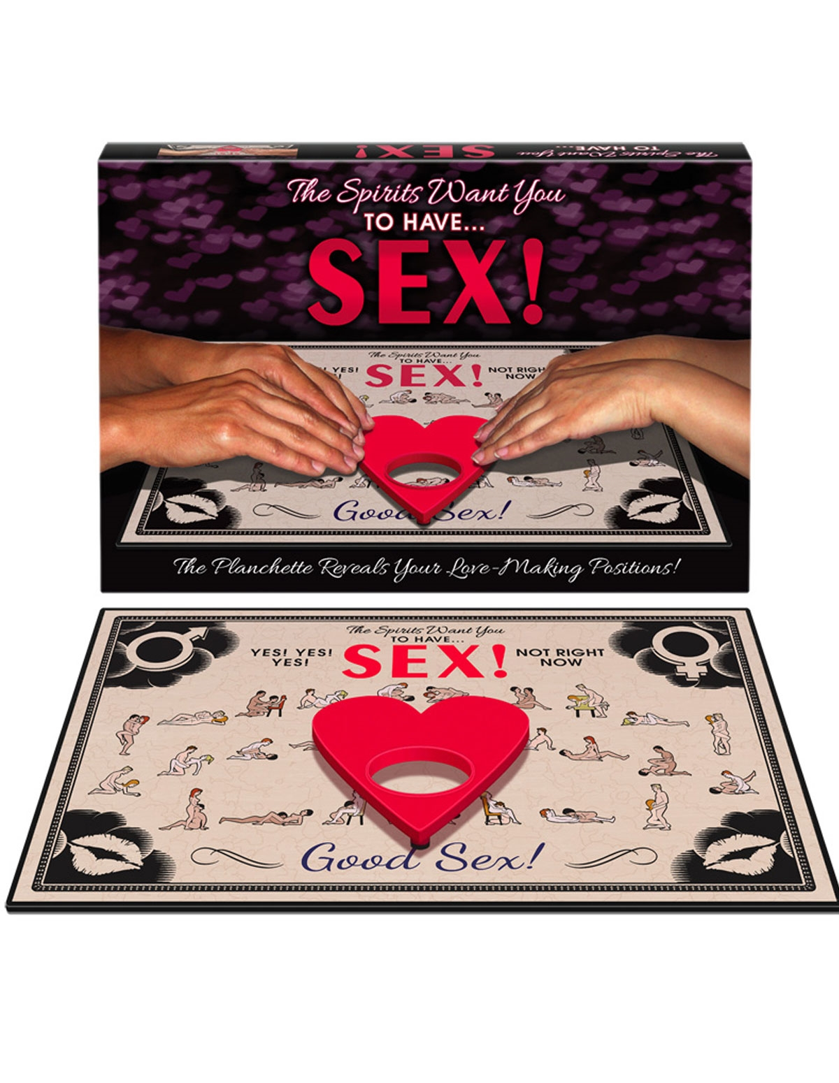 Using board games for sex