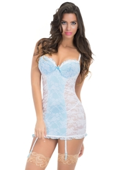 LACY CHEMISE