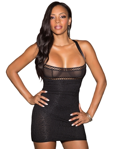 SEXY BODY SHAPING CHEMISE