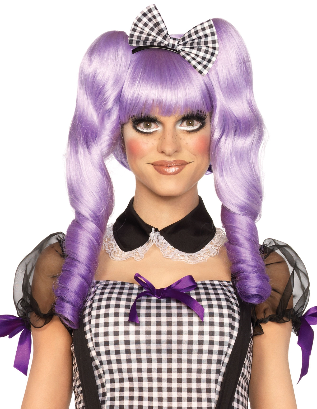 Dolly Pigtail Wig