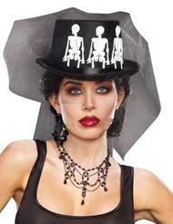 MS. BONES HAT