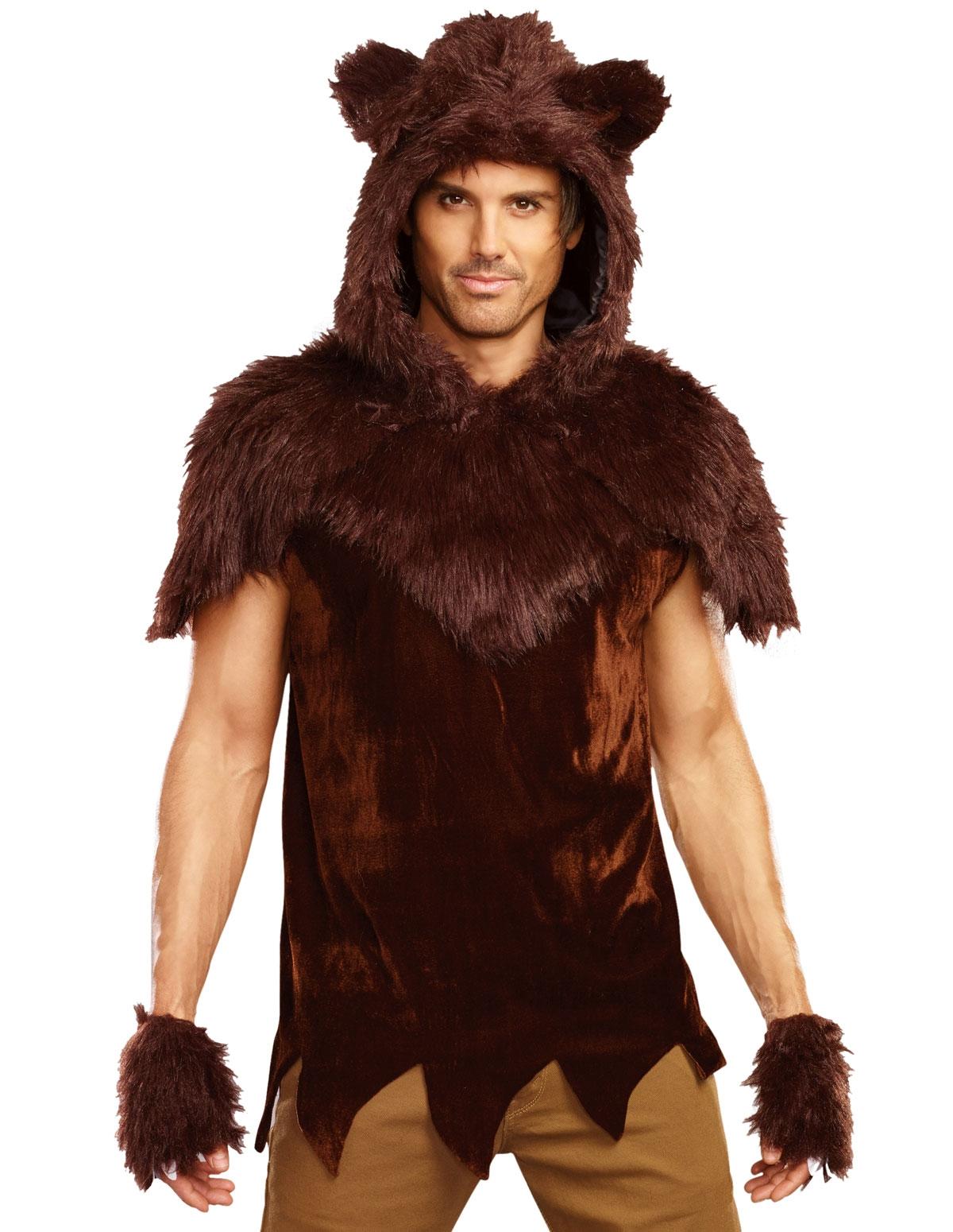 Papa Bear Costume
