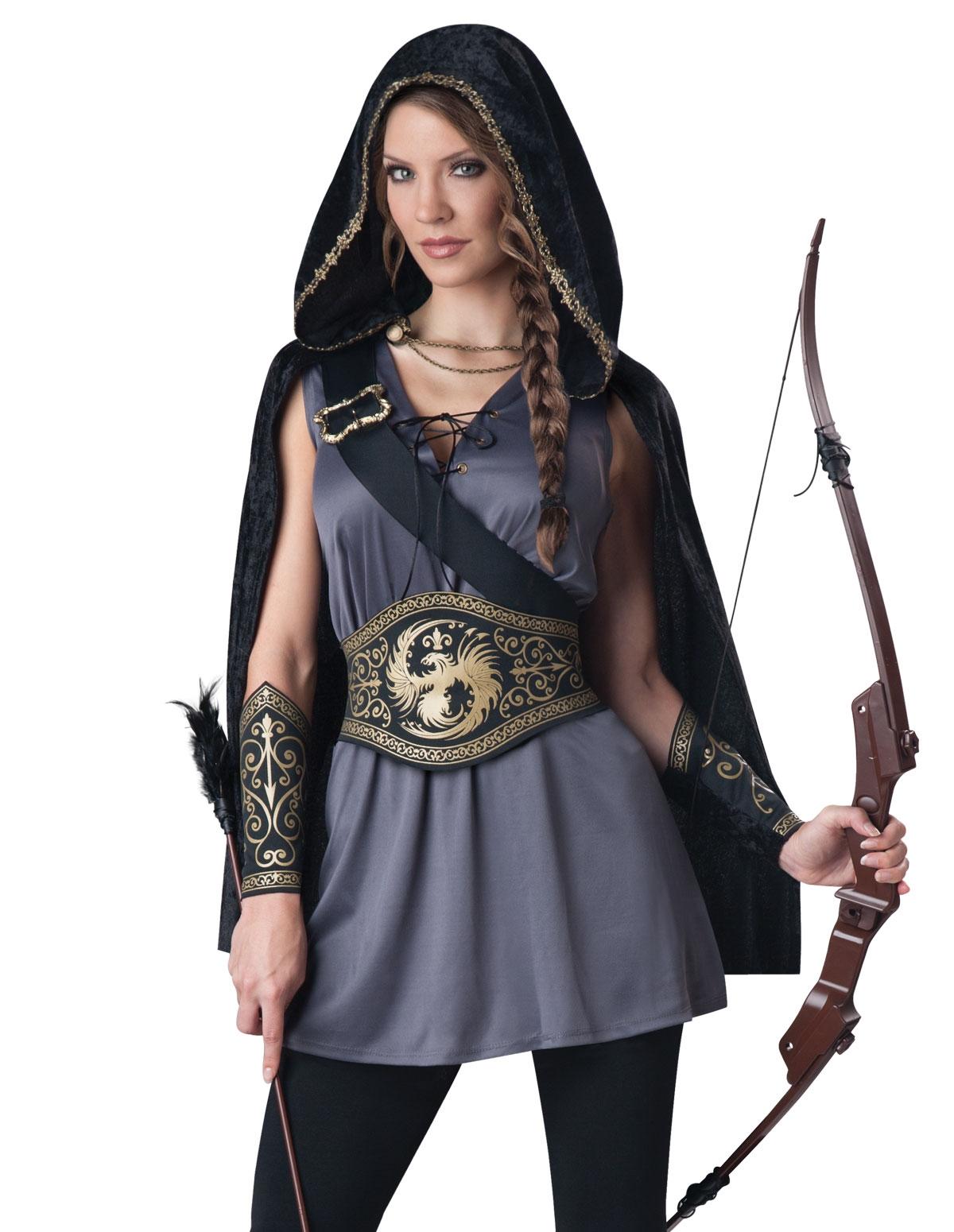 Huntress Costume - Plus