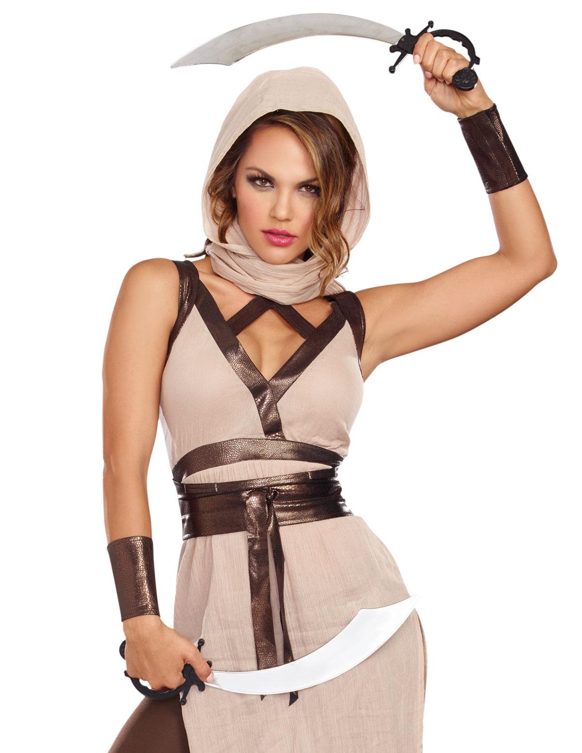 Desert Warrior Costume