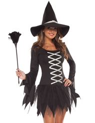 SWEETHEART WITCH COSTUME