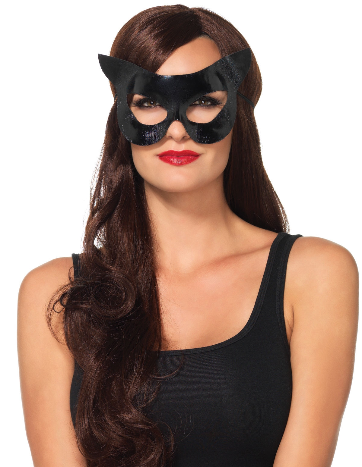 Vinyl Cat Eye Mask