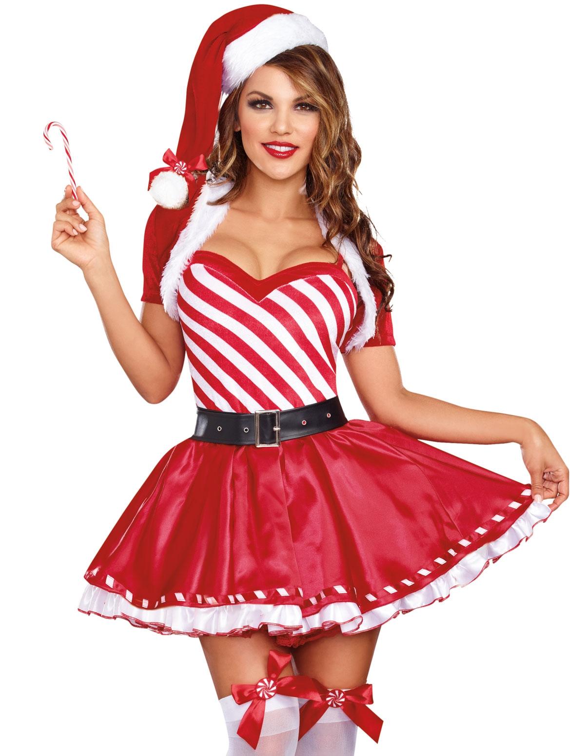 Candy Cane Cutie Costume