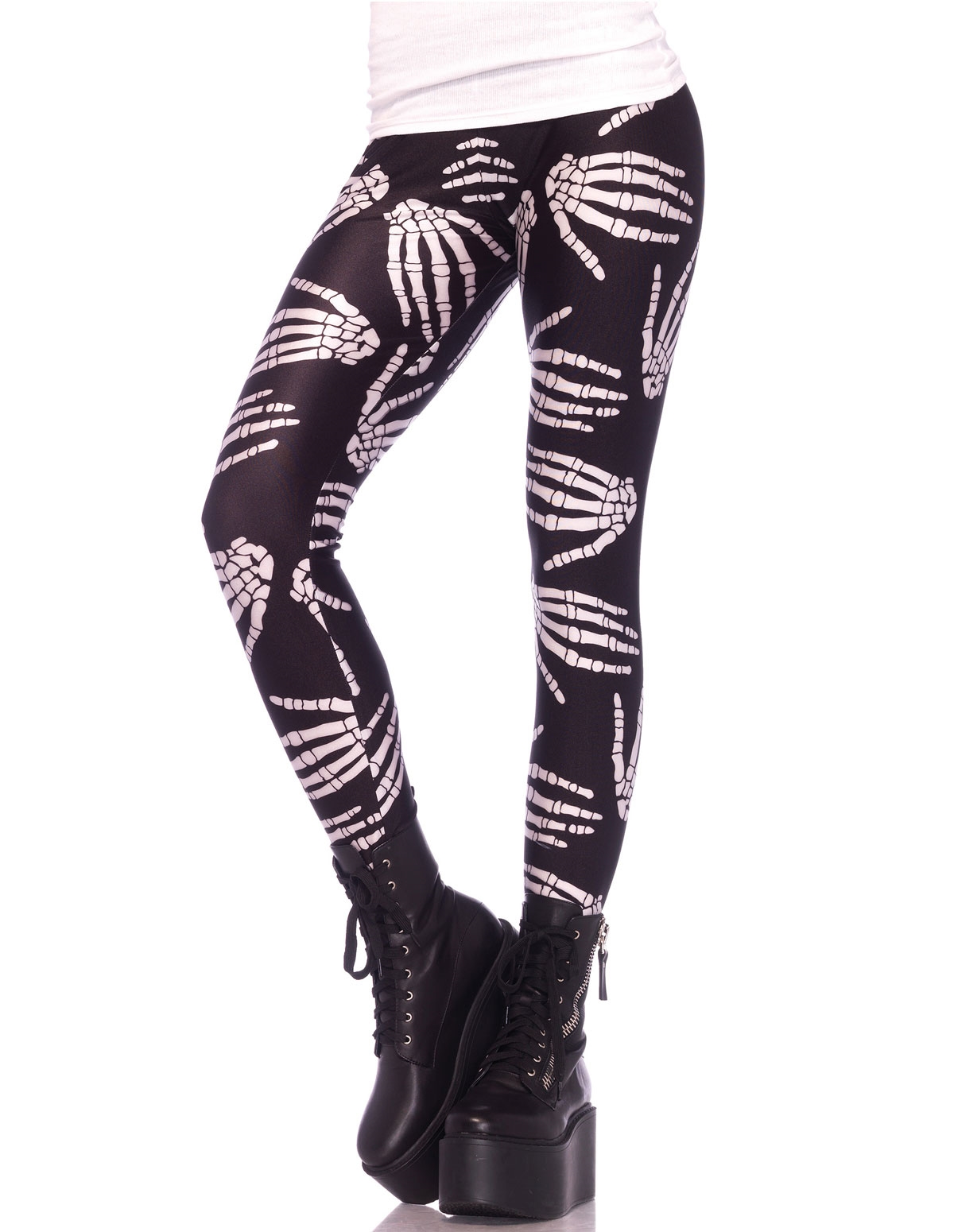 Boney Hands Leggings