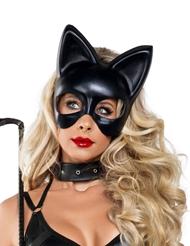 MOLDED CAT MASK