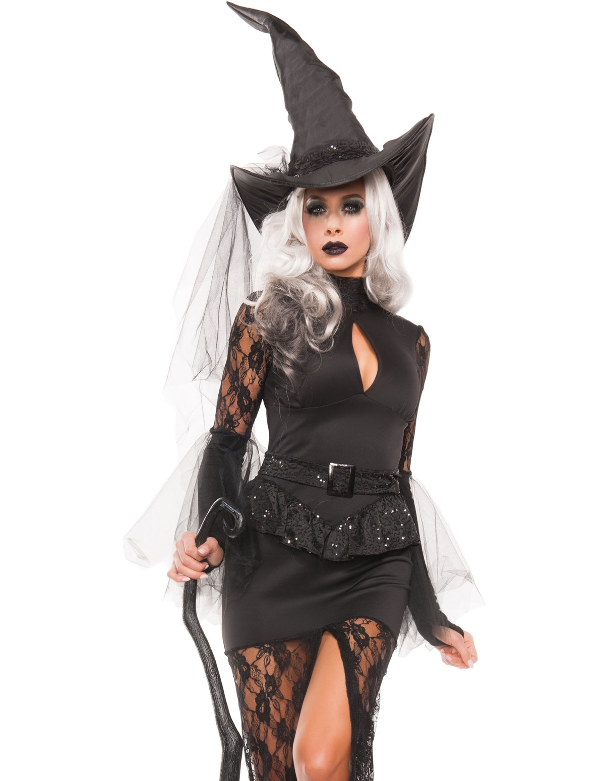 Glam Witch Costume