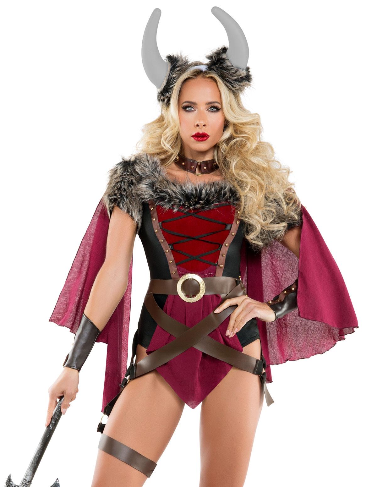 Voluptuous Viking Costume