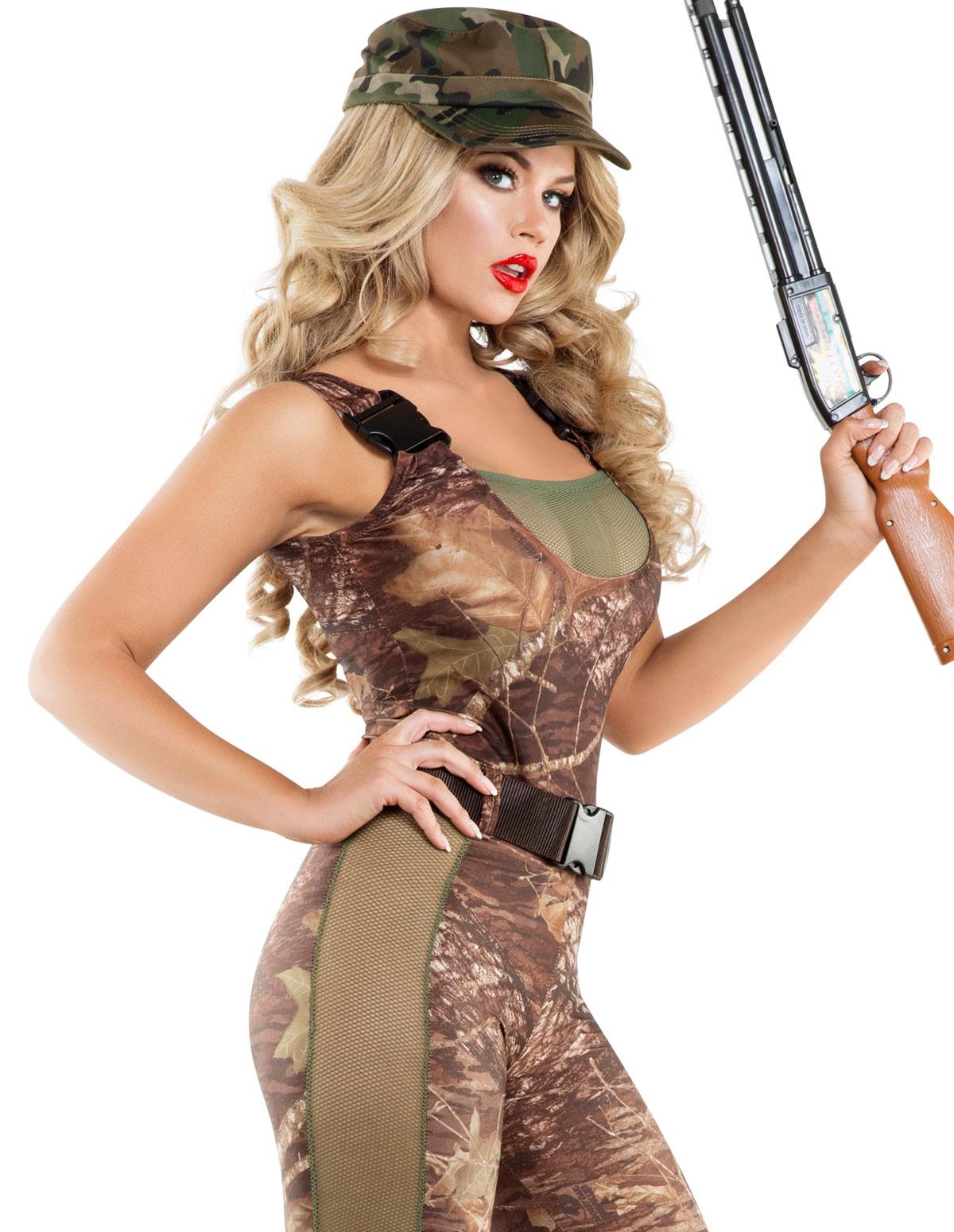 Hunter Hottie Costume