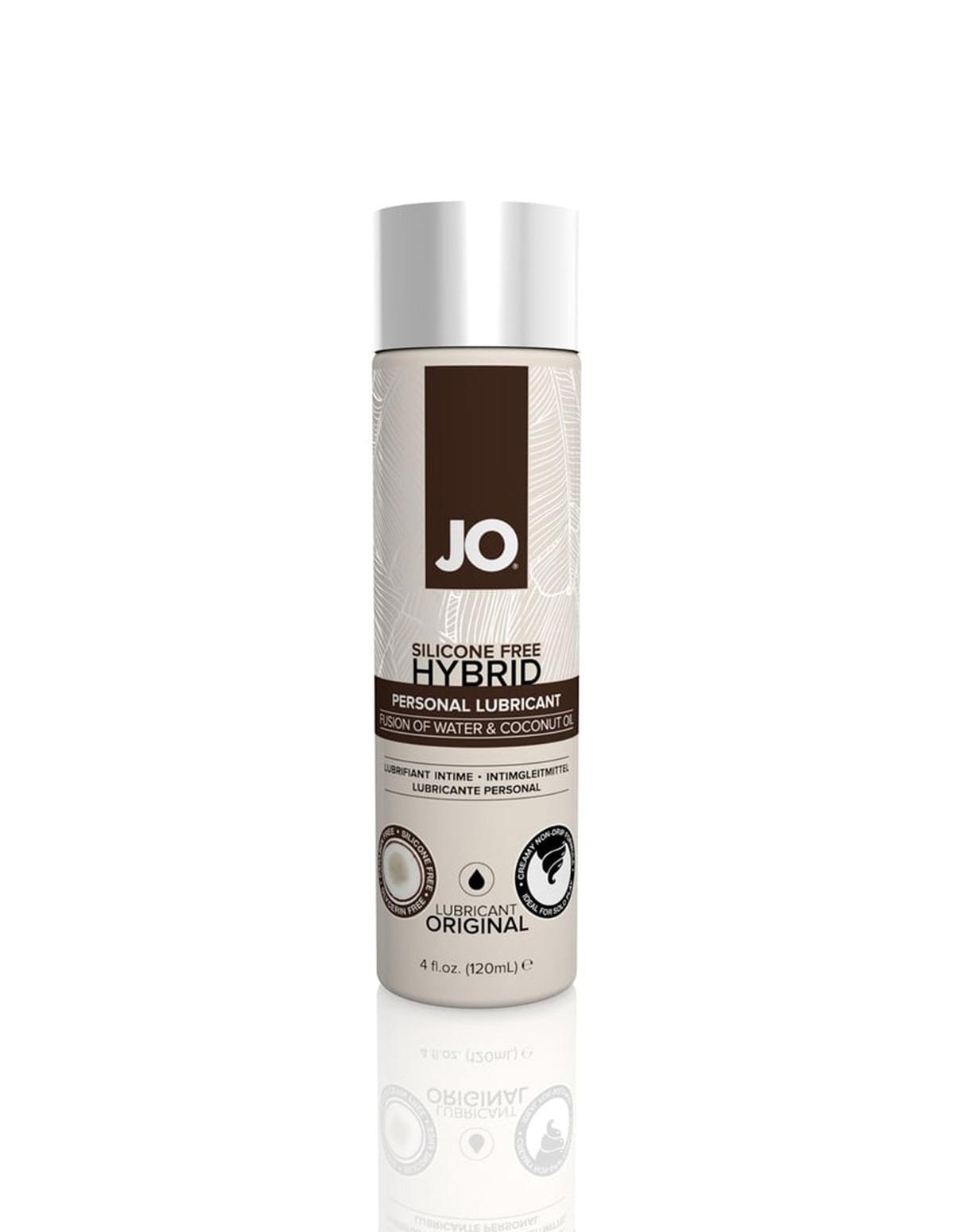 Jo Silicone Free Hybrid Coconut Oil Lubricant