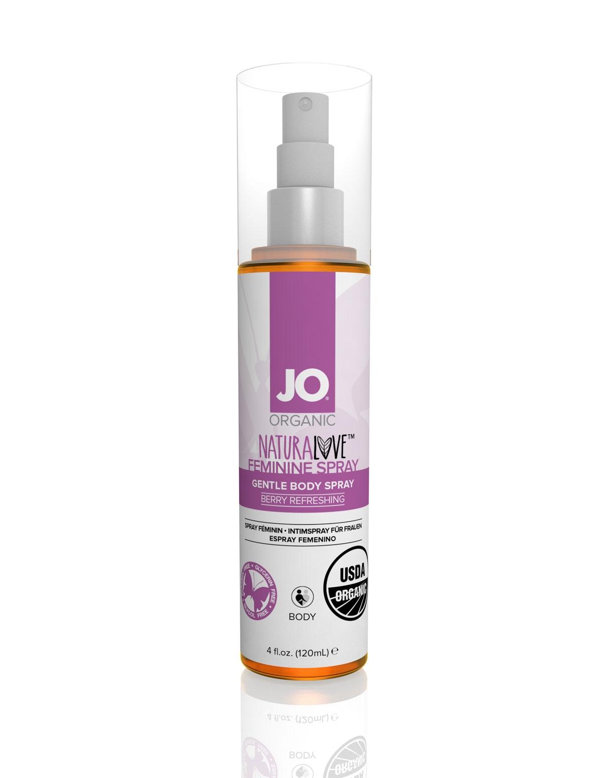 Jo Naturalove Organic Feminine Spray 4Oz