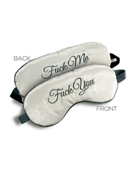 FUCK ME / FUCK YOU EYE MASK