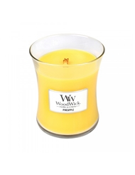PINEAPPLE MEDIUM WOODWICK CANDLE