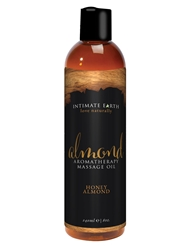 HONEY ALMOND MASSAGE OIL 240ML