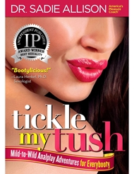 TICKLE MY TUSH BOOK