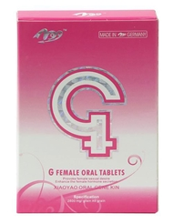 G FEMALE HERBAL ENHANCEMENT