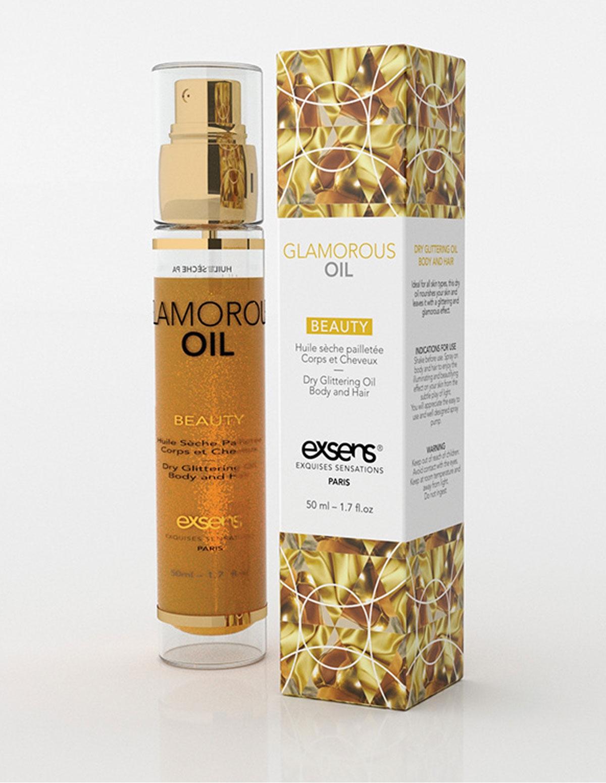 Exsens Glam Dry Glittering Oil