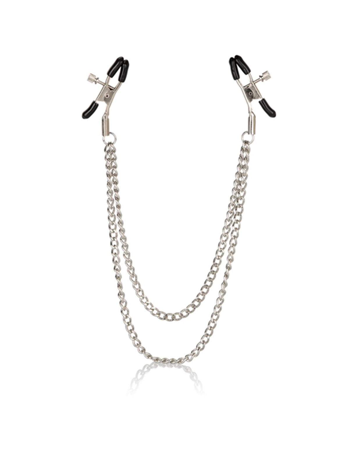 Tiered Chain Nipple Clamps