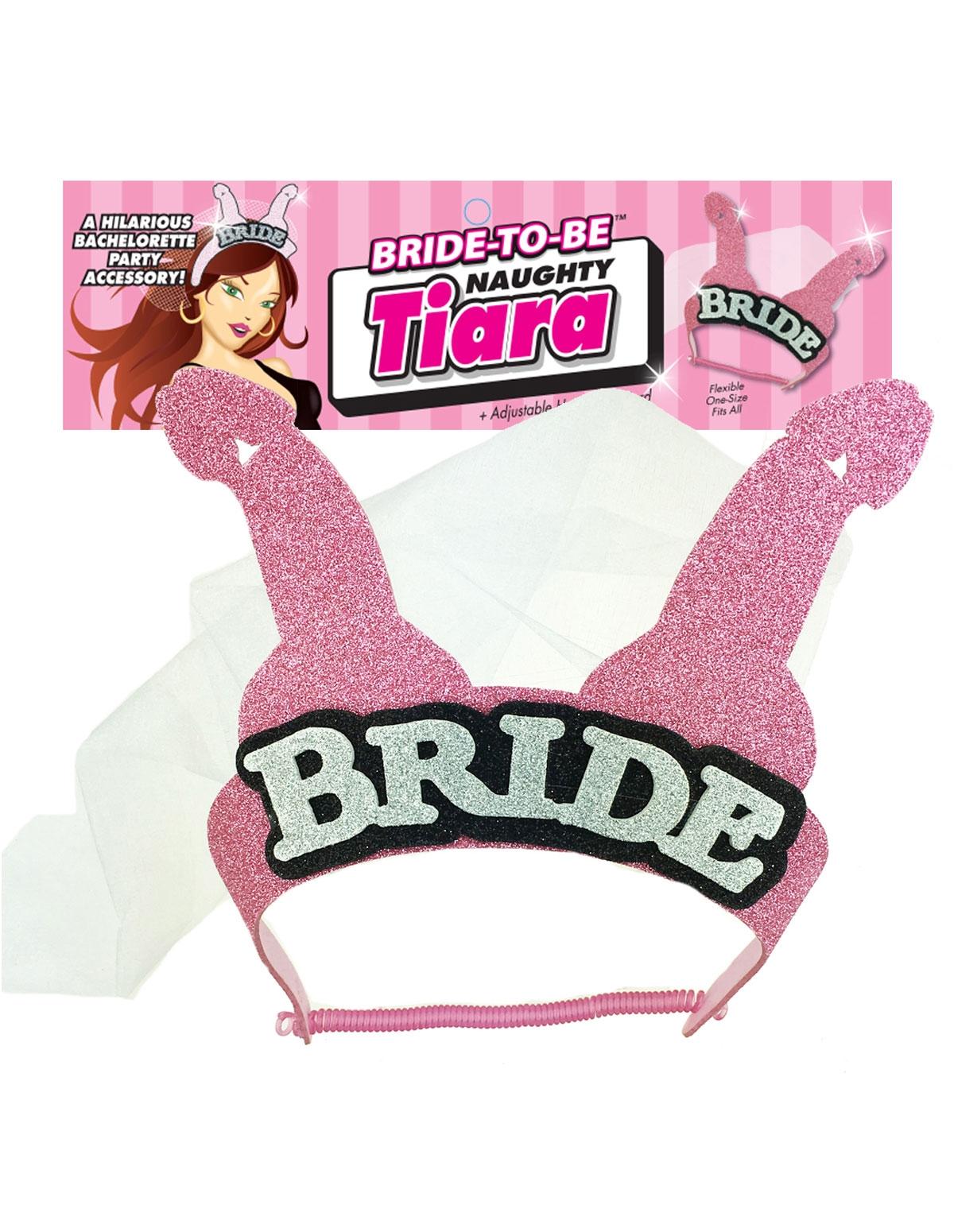 Naughty Bridal Tiara