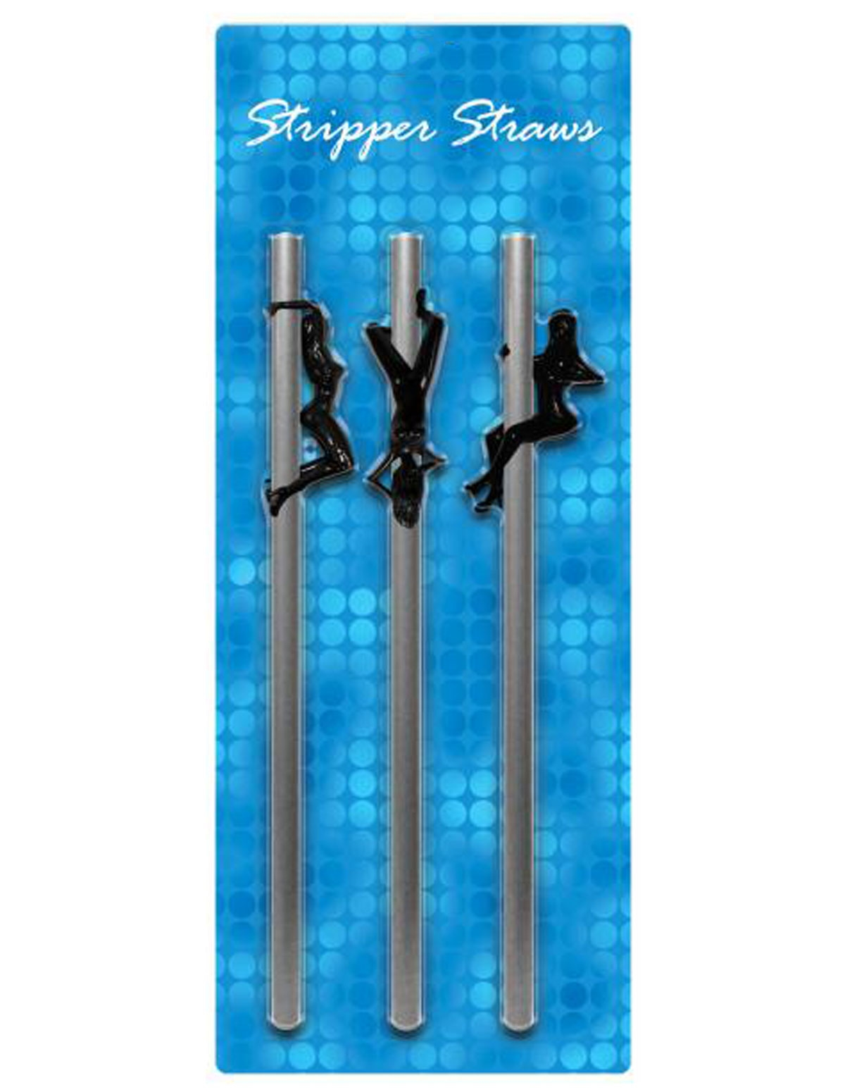 Stripper Straws- Female
