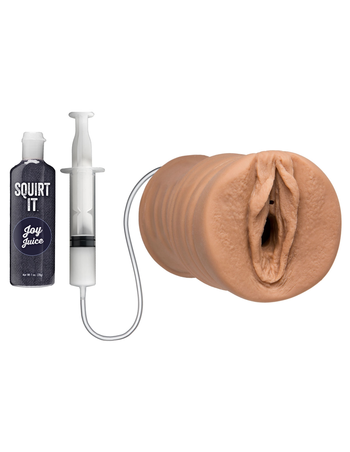 Squirt It: Squirting Pussy Masturbator - Medium