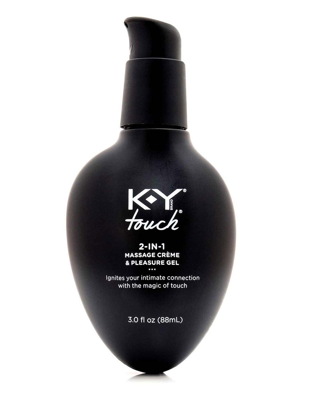 Ky Touch 2-In-1 Massage Creme & Pleasure Gel