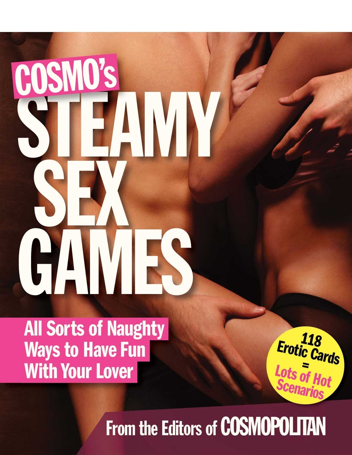 Cosmo Steamy Sex Games