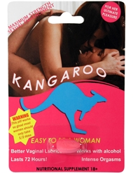 KANGAROO FOR HER SEXUAL ENHANCEMENT PILL