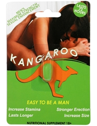 KANGAROO FOR HIM SEXUAL ENHANCEMENT PILL