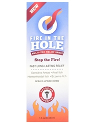 FIRE IN THE HOLE MULTI-ITCH RELIEF SPRAY