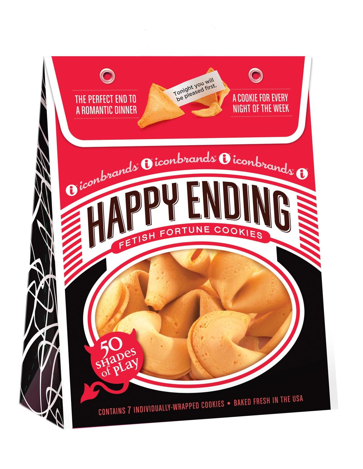 Happy Ending Fortune Cookies - Fetish
